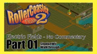 Roller Coaster Tycoon 2 (PC) - [Electric Fields - 1]