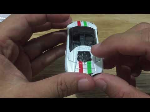 Hotwheels Lamborghini Reventon Roadster 2019 Keren!!