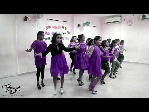 Racey | Runaround Sue |Latin Jive |TIME TO DANCE ACADEMY