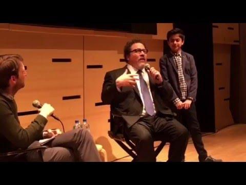 "Jon Favreau's"" Jungle Book"" Talk and Q&A"