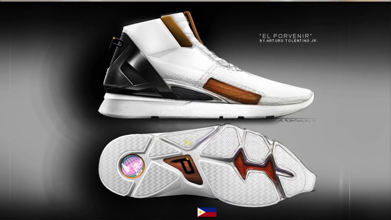 89f6447f63a Pensole x Foot Locker - World Sneaker Championship 2016 - Philippines -  Arturo Tolentino Jr