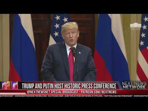 Watch As Trump Schools IGNORANT Reuters reporter on Destructive Mueller Probe
