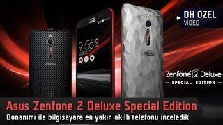 Asus ZenFone 2 Deluxe Special Edition İncelemesi | Bilgisayar Gibi Telefon