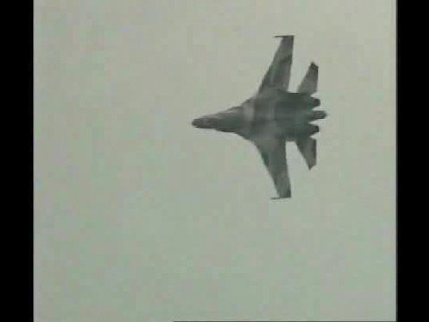 Sukhoi Su-27 'Flanker' - The White Flame