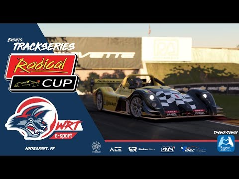 Project Cars 2 | TrackSeries - Radical Cup | By WRT e-sport | Live FR Vendredi 20/04/2018 à 21h30