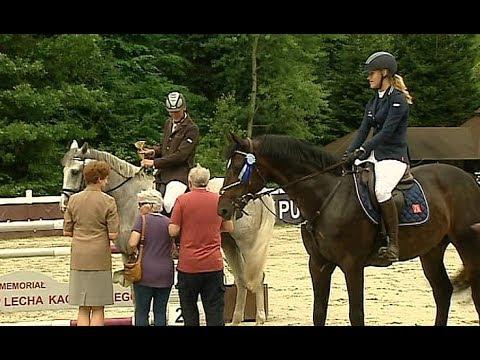 Grand Prix w skokach konnych w Gliniku Zaborowskim