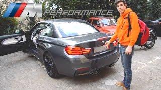 BMW M4  | TEST: SOUND + ACCELERATION
