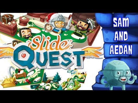 Slide Quest Review With Sam & Aedan