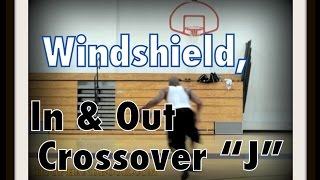 Windshield Wiper - In & Out-Cross Pullup Jumpshot Pt. 1 | Dre Baldwin