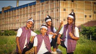 Girls Hopper || CHIRMI FUSION || RAPPERIYA BAALM|| URBAN DANCE CHOREOGRAPHY ||