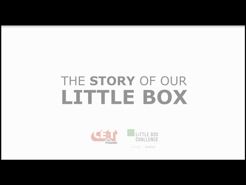 CE+T Power - the Little Box Challenge adventure