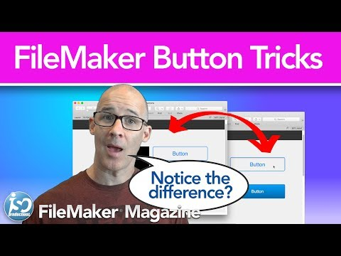 FileMaker Button Tricks
