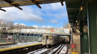 ⁴ᴷ (W) Trains to 86th Street