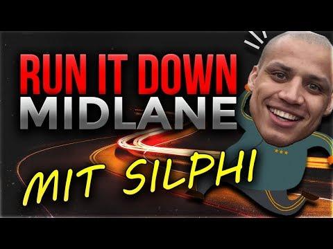 Run it down Midlane mit Silphi! Story Time [League of Legends] [Deutsch / German] thumbnail