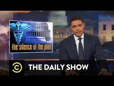 Download Youtube: What's in the GOP's Mysterious Health Care Bill?: The Daily Show