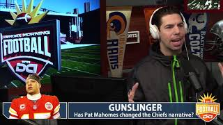 Patrick Mahomes has changed the Chiefs playoff narrative for good I The D.A. Show