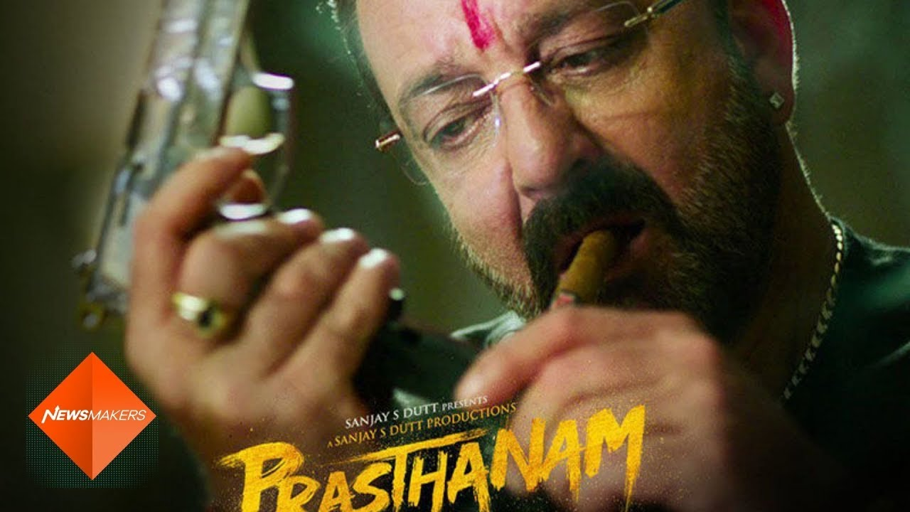 Prasthanam Teaser Twitter Reaction: Fans Compliment Sanjay Dutt's Looks And  Dialogues