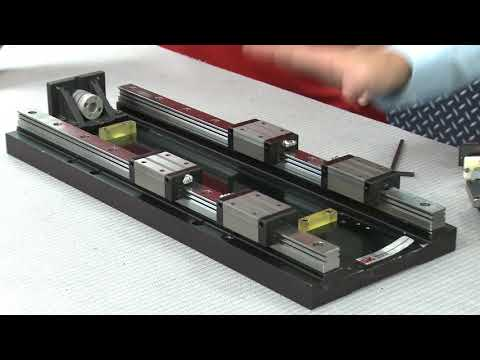 MiHow2 - NSK - How To Properly Install An NSK Linear Guide