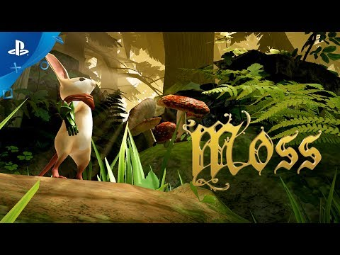 Moss for PS VR - Live Interview | E3 2017