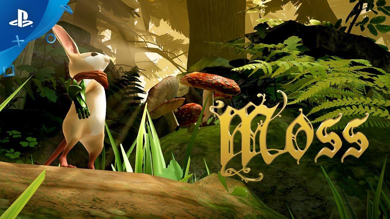 Moss para PS VR