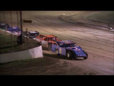 UMP Modified Heat #8 from Portsmouth Raceway Park, October 19th, 2017.
