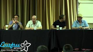 The Stallions of Equestria (Male VA Panel)