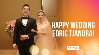 Download Video Edric Tjandra Resmi Menikah, Luna Maya Menangis Bahagia MP3 3GP MP4