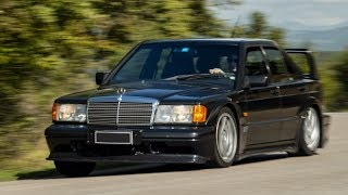 Mercedes-Benz 190 E 2.5-16v Evolution II: Lupo cattivo o agnello travestito? - Davide Cironi (SUBS)