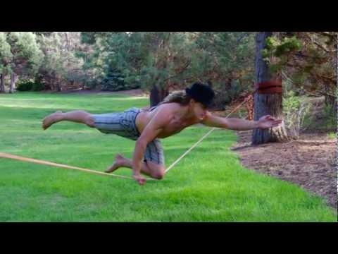 YogaSlackers: Slackline 101
