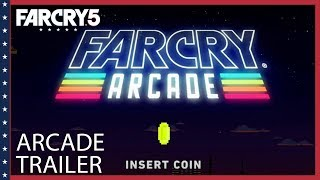 Far Cry 5: Arcade – Infinite Gameplay and a Creative Map Editor | Ubisoft [NA]