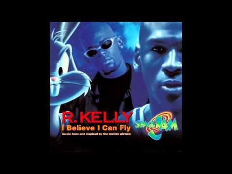 R. Kelly - I Believe I Can Fly (Album Version) **HQ Audio ...