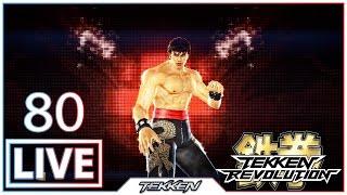 tekken revolution 60 fps online rank 80 run backs