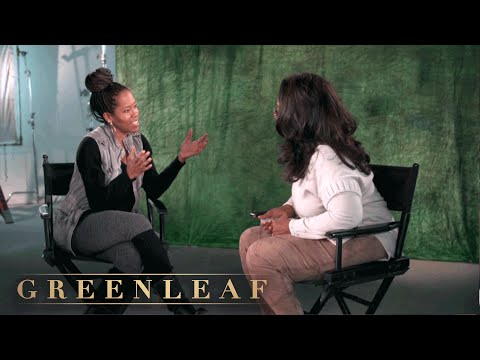 "Regina King's ""Inclusion Dream"" for the Entertainment Industry  Greenleaf  Oprah Winfrey Network"