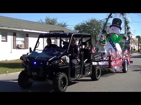 Saint Cloud, FL Christmas Parade 2017 Part 1
