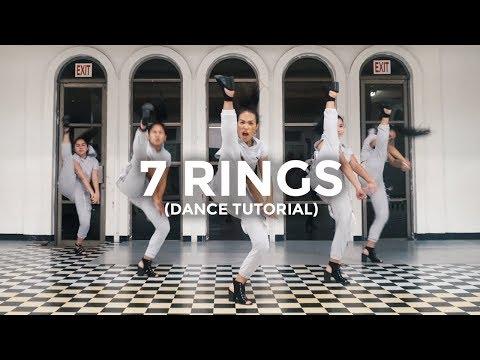 Ariana Grande - 7 rings Dance Tutorial  besperon Choreography