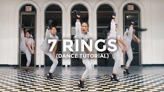 Ariana Grande - 7 rings (Dance Tutorial) | @besperon Choreography