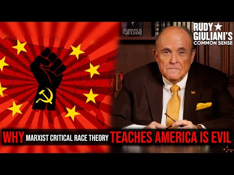 Why Marxist Critical Race Theory TEACHES AMERICA IS EVIL | Rudy Giuliani | Ep. 133