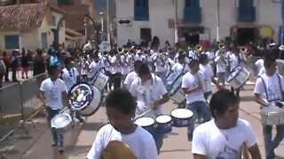 Banda Internacional Juan Manuel Calero en Cusco -San Sebastian 2015