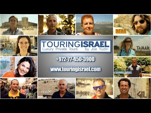 Touring Israel Luxury Private Tours