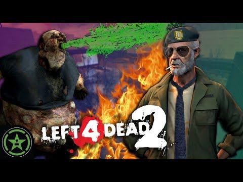 Detective Roger Davis - Left 4 Dead 2 | Let's Play