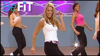 Denise Austin: Total Body Burn Cardio Dance Workout