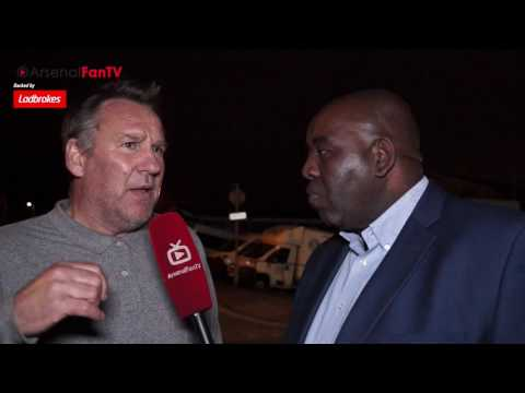 (MUST WATCH) A Passionate Paul Merson On Wenger, The NLD & David Dein!!!