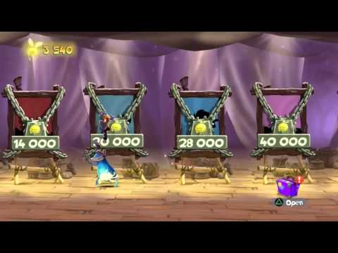 Free  Play  Mode     Rayman  Legends     Part  03     Is  That  Racist 3F