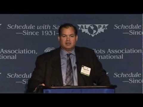 2011 Laser Conference - Part 8 -- Federal Air Marshal And FBI Laser Strike Working Group