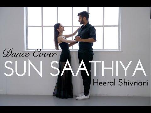 Heeral Shivnani   Sun Saathiya Dance   Disney's ABCD 2   Shraddha Kapoor, Varun Dhawan, Sachin-Jigar