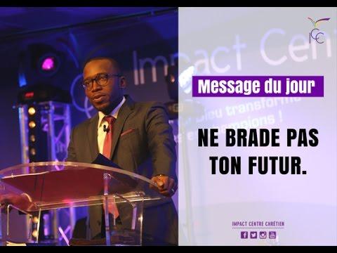 Pasteur Teddy NGBANDA - Ne brade ton futur !!!!