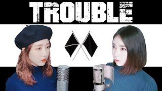 Download lagu EXO (엑소) - Trouble [Cover by MelonEye|메론아이]