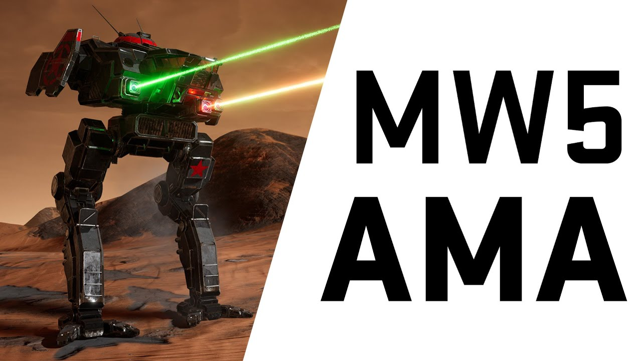 Battletech 2020 Mech List.Mechwarrior 5 Mercenaries Ama 9 Mechlab