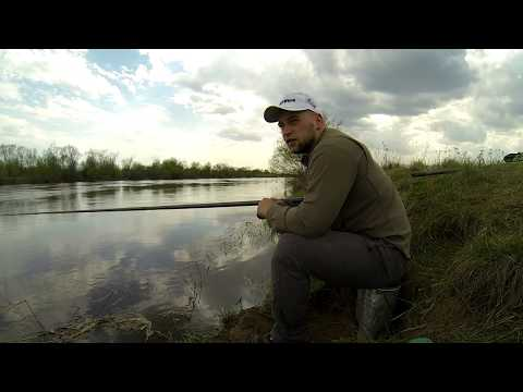 Видео летняя рыбалка на Клязьме