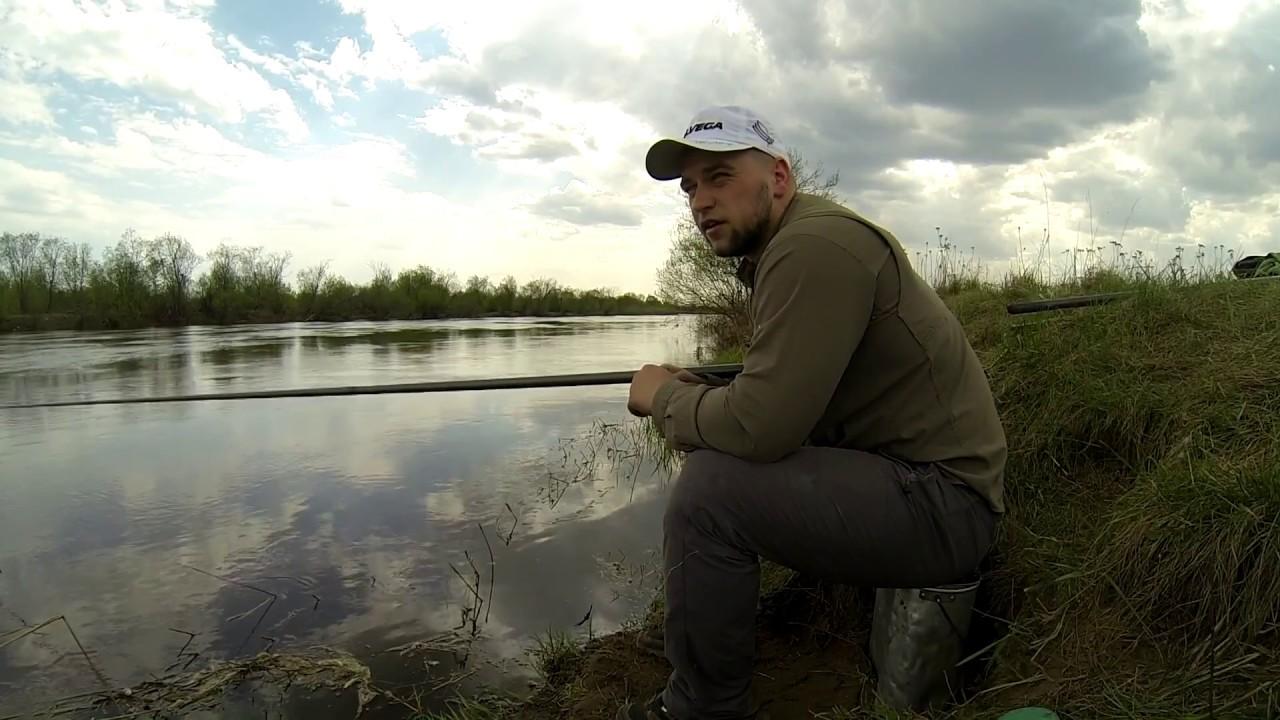 Рыбалка на Клязьме в мае. Леоново Владимирская область.